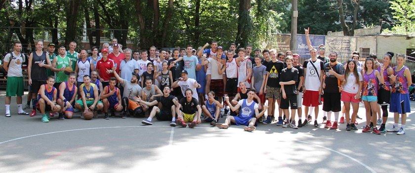 В Одессе состоялся турнир по баскетболу 3х3 памяти Виталия Виноградского в рамках отборочного этапа УСЛ