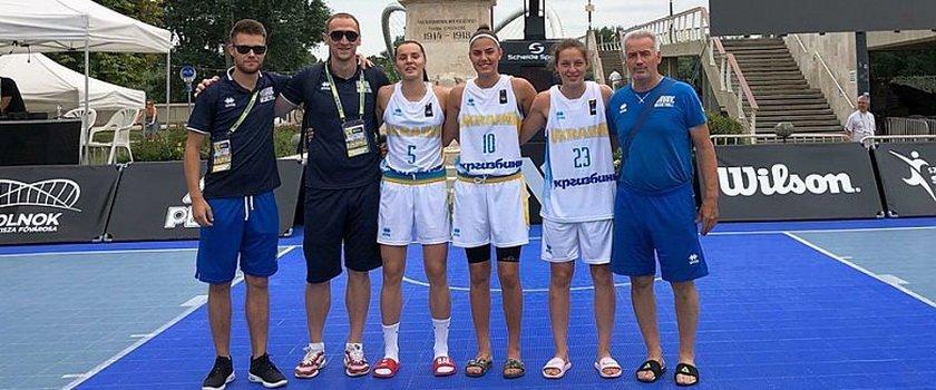 Одесские баскетболисты приняли участие в третьем этапе Лиги Наций 3х3