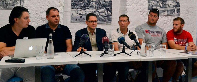 Баскетбольная команда «Одесса» представила новый логотип