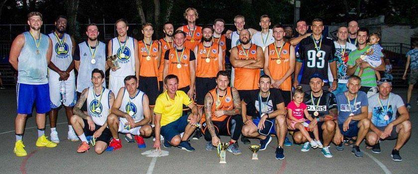 Чемпионом Летней лиги ОБЛ стал «Forex club»