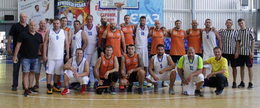 Одесские ветераны переиграли друзей из Болгарии в товарищеском матче Черноморских игр