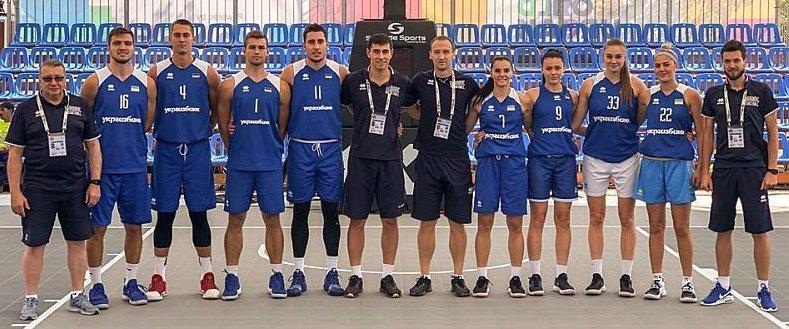 Одесские баскетболисты сыграют в финале Лиги наций по баскетболу 3х3