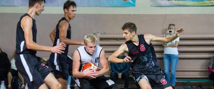 В Одессе состоялся 1 тур ВЮБЛ среди баскетболистов 2003 года рождения