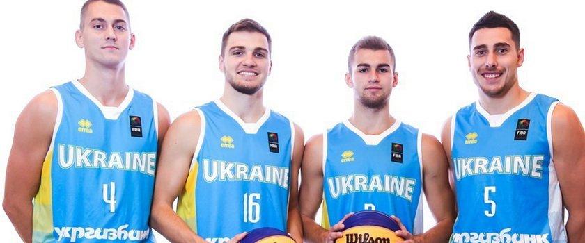 Одесские баскетболисты в составе сборных U-23 успешно стартовали на чемпионате мира по баскетболу 3х3