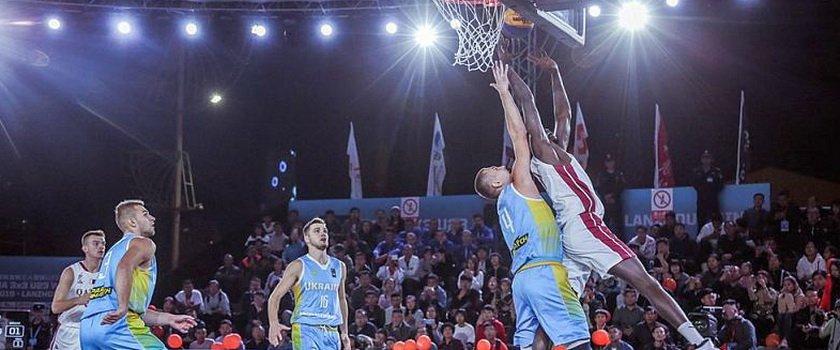 Одессит в составе сборной Украины U-23 вышел в четвертьфинал чемпионата мира по баскетболу 3х3