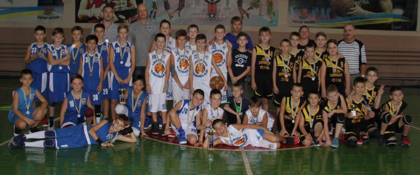 В Одессе состоялось Первенство области среди команд юношей 2009 года рождения