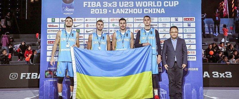 Одессит в составе сборной U-23 завоевал серебро чемпионата мира по баскетболу 3х3