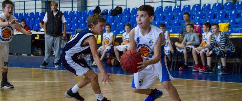 В Одессе состоялся тур ВЮБЛ среди юношей 2009 г.р.