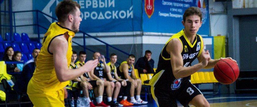 Во втором матче «БИПА-Одесса» снова проиграла «Золотому Веку»