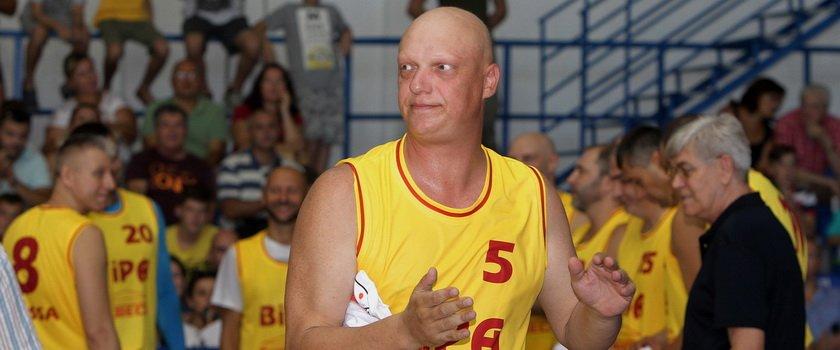 Вадим ПУДЗЫРЕЙ: «Моя жизнь, как и прежде, наполнена баскетболом»
