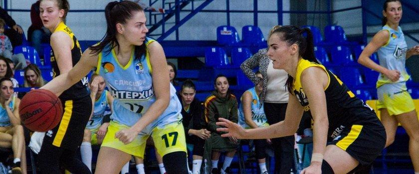 «ИнтерХим» на выезде уступает «Киев-Баскету»