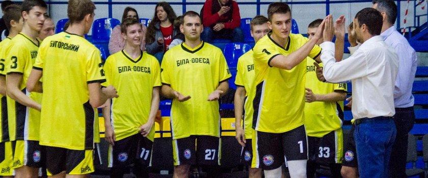В повторном матче «БИПА-Одесса» проиграла «Винницким Зубрам»