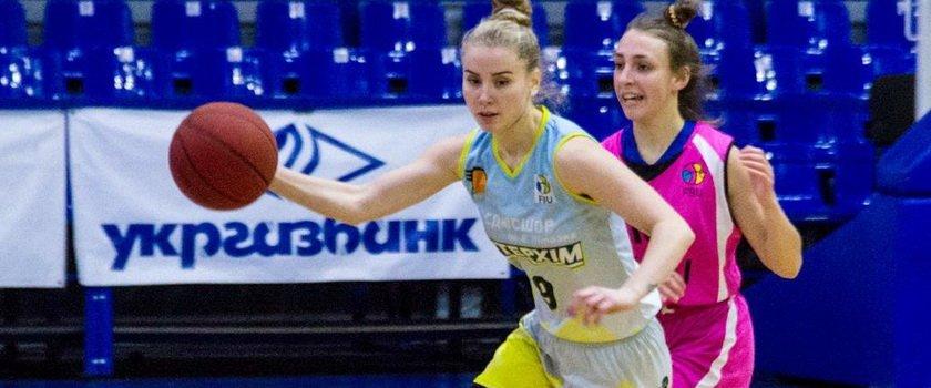 «ИнтерХим» в Харькове громит ХАИ и выходит в 1/4 Кубка Украины