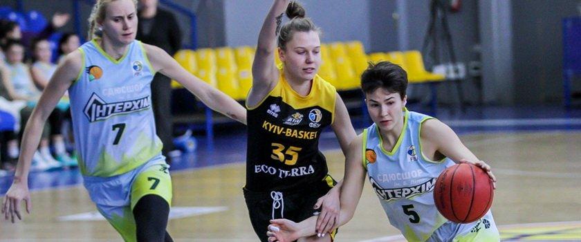 «ИнтерХим» в очередной раз уступает «Киев-Баскету»