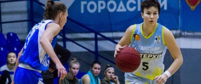 «ИнтерХим» одержал волевую победу над «Динамо-НПУ»
