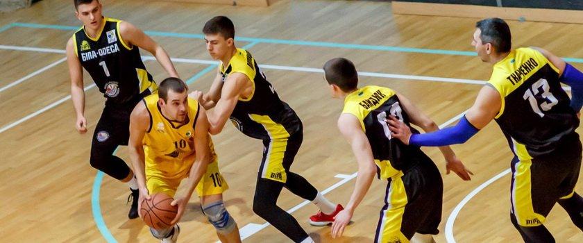 «БИПА-Одесса» дважды уступила в Кропивницком одному из лидеров Первой лиги