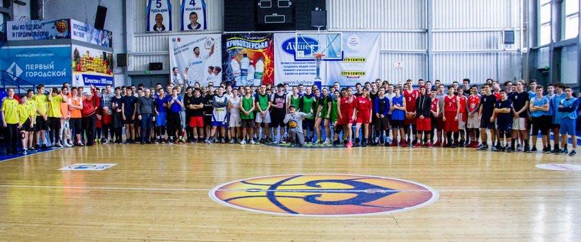 Состоялось первенство по баскетболу 3х3 Одесской Школьной Баскетбольной Лиги в Приморском районе