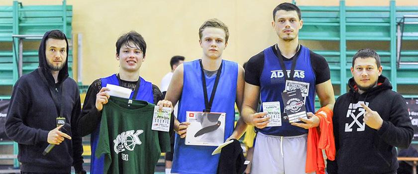 В Южном состоялся массовый турнир по баскетболу 3х3!