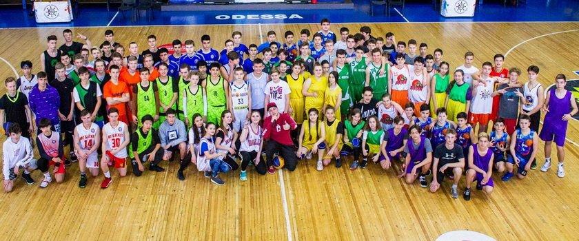 Сергей СТРАЗОВ: «Приятно, что у школьников растет интерес к баскетболу 3х3»