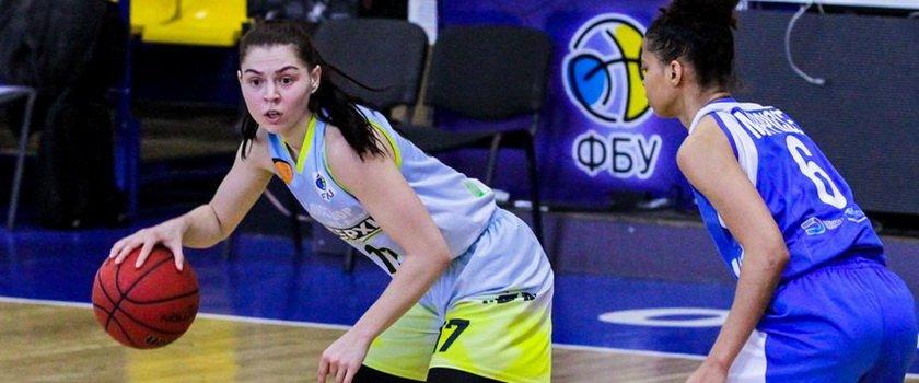Юлия Мусиенко – лучшая в Суперлиге по передачам!