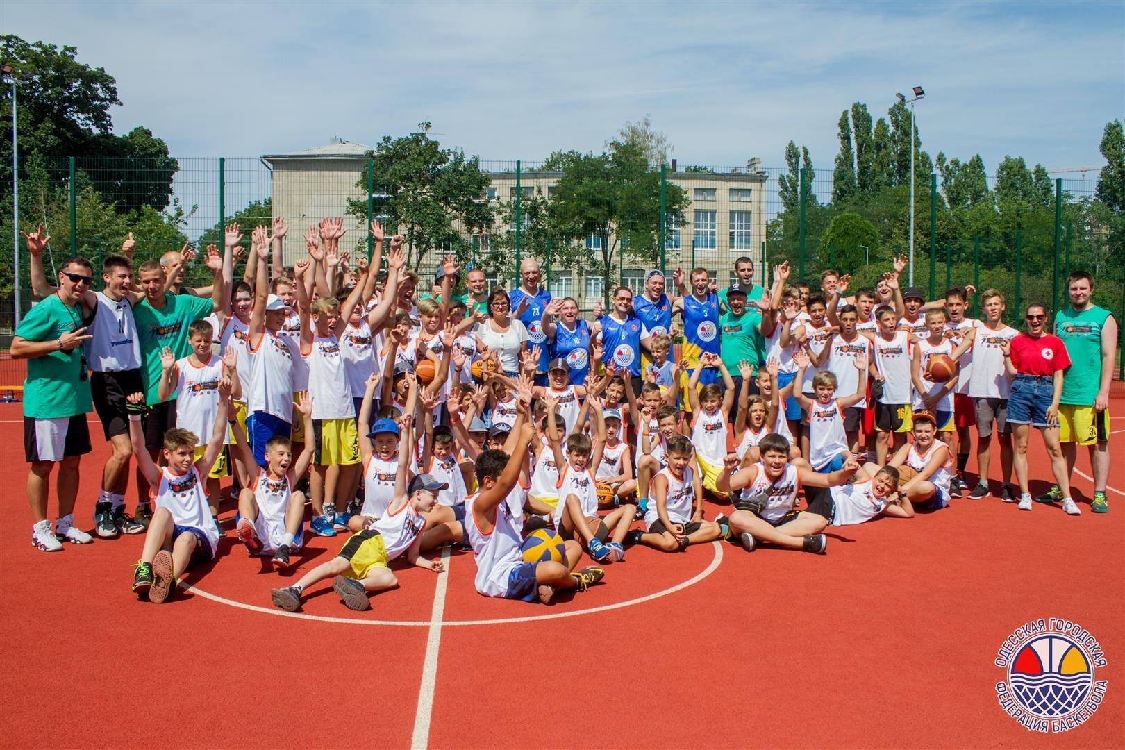 26.07.2020 Basketball School Camp 2020