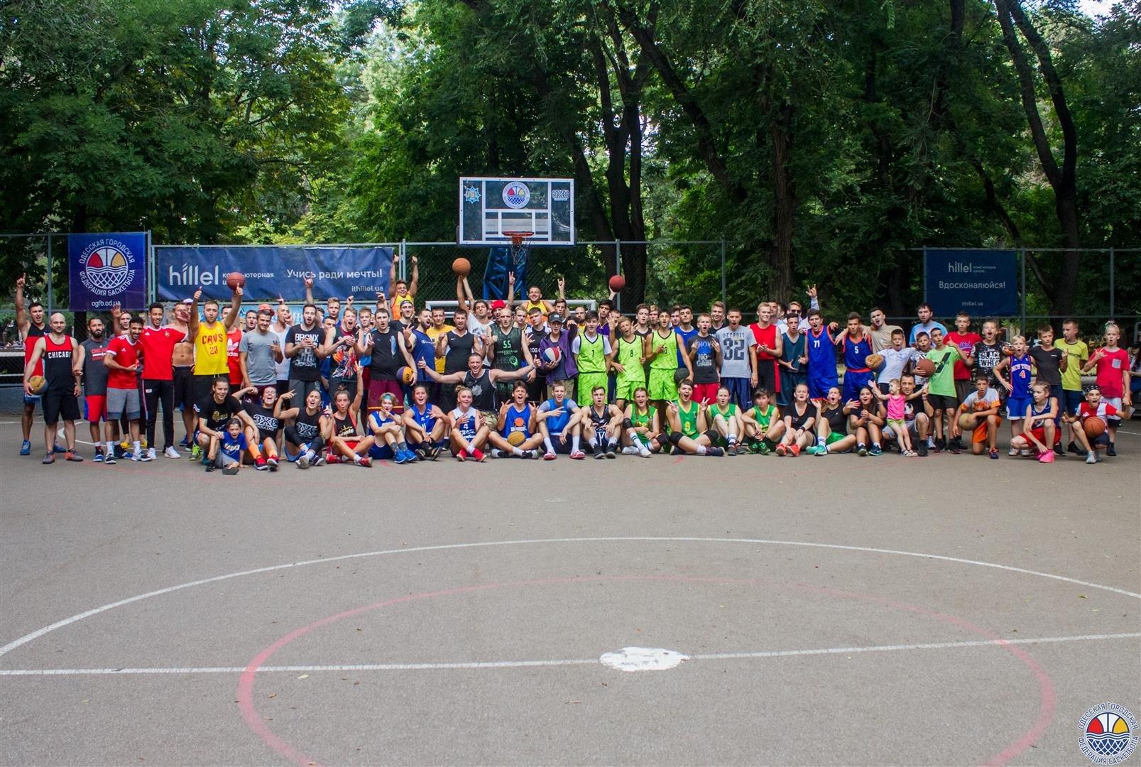 01.08.2020 USL Street Game Odessa