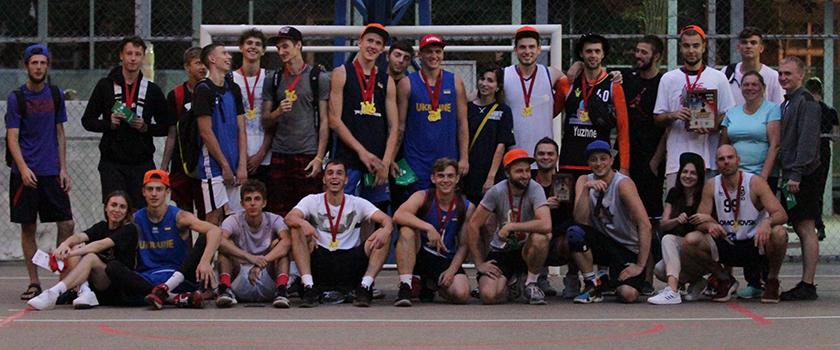 В Одессе прошел традиционный турнир «Кубок ООФБ 3х3»: победители и призеры