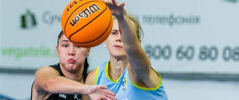 «ИнтерХим» крупно уступил «Киев-Баскету» в первом матче сезона