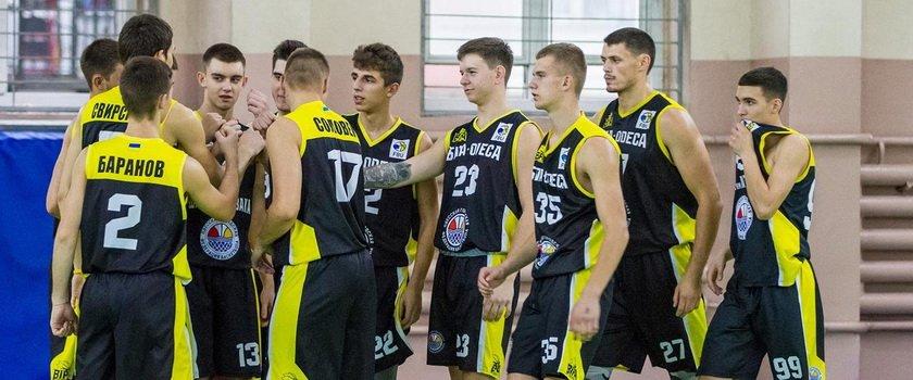 Одесские команды провели очередные матчи в Первой лиге
