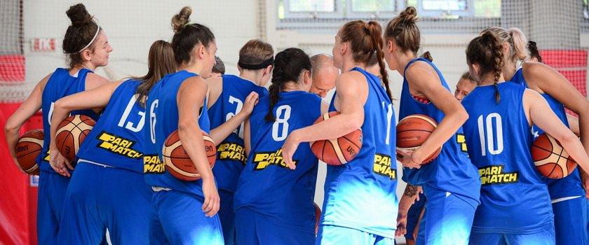 Одесские баскетболистки вызваны в национальную сборную Украины