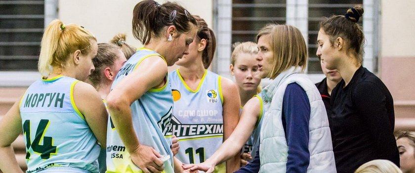 «ИнтерХим-2» в Запорожье сыграл два матча против «Казачки-КПУ-ОДЮСШ»