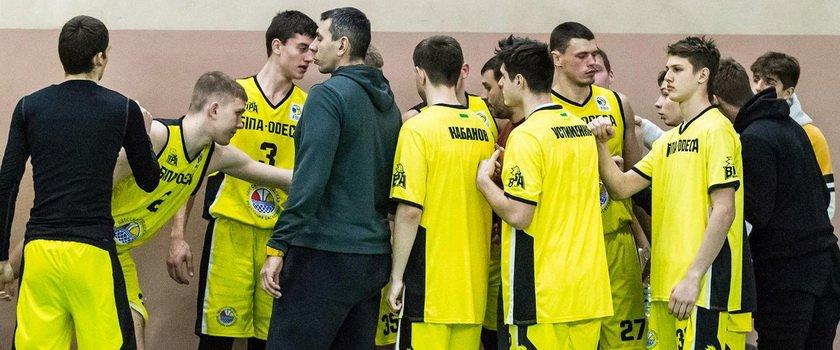 «БИПА-2» дважды обыграла баскетболистов киевского НУФВСУ
