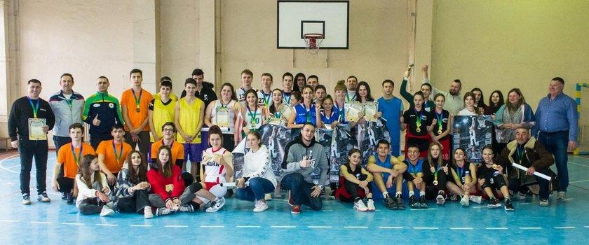 Завершилась Одесская областная Спартакиада по баскетболу 3х3