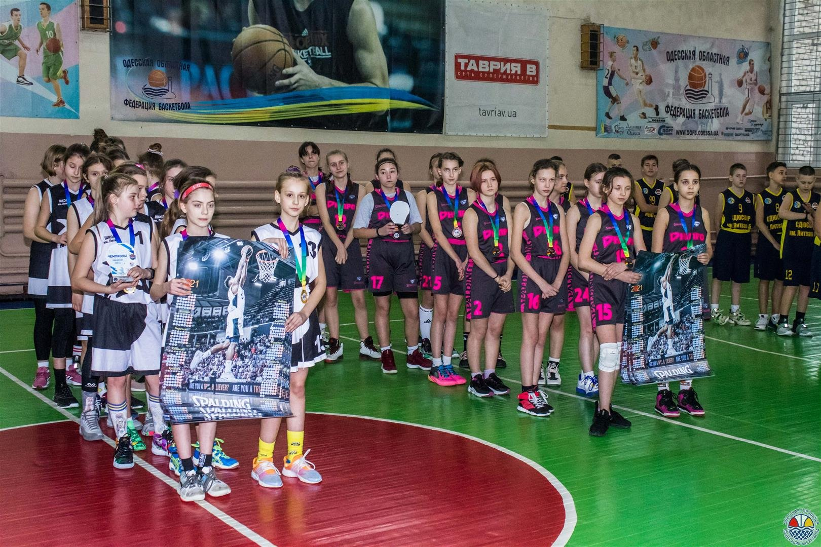 09-11.03.2021 Litvak Basketball Memorial - Girls 2008