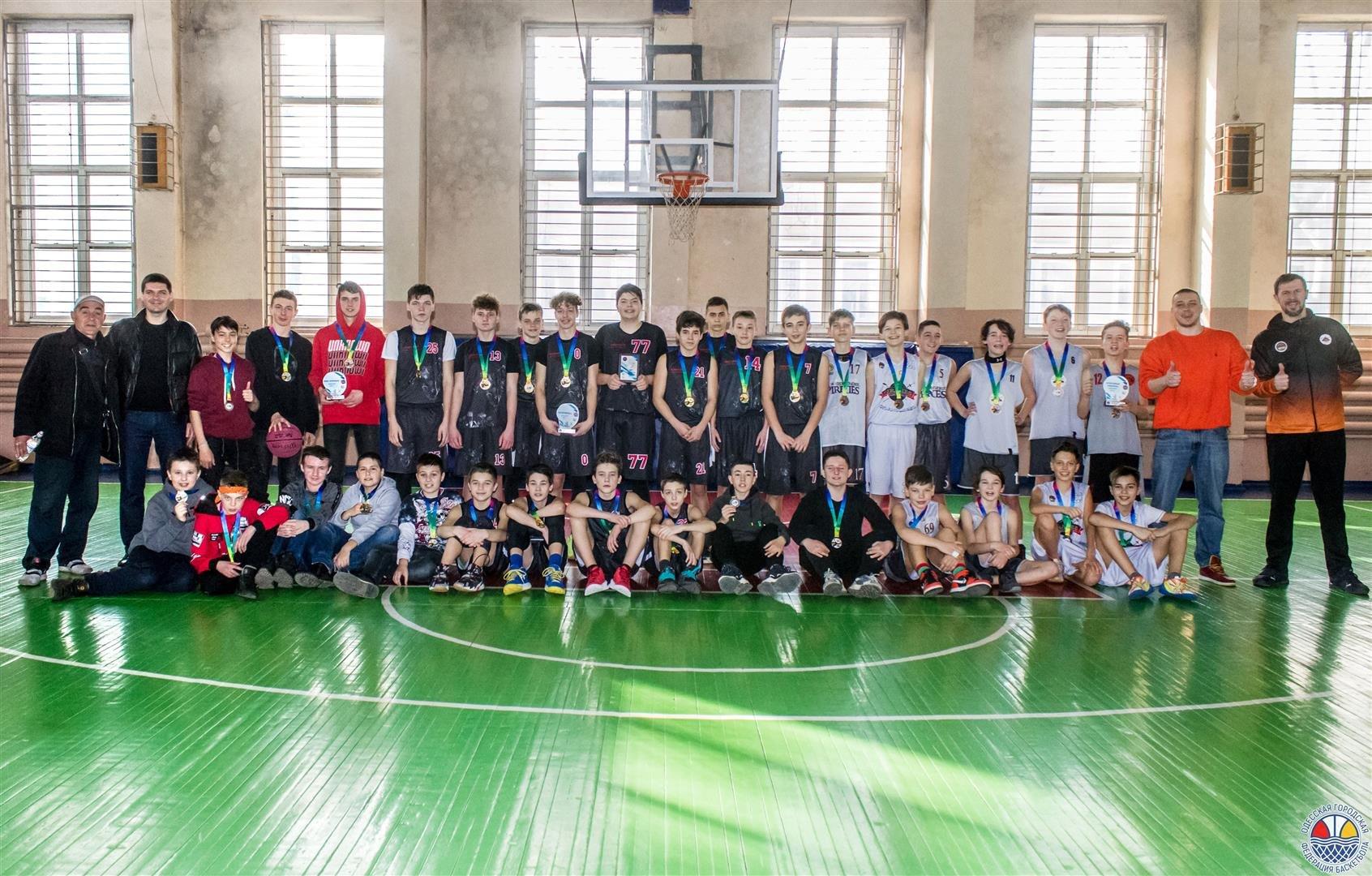 09-11.03.2021 Litvak Basketball Memorial - Boys 2007