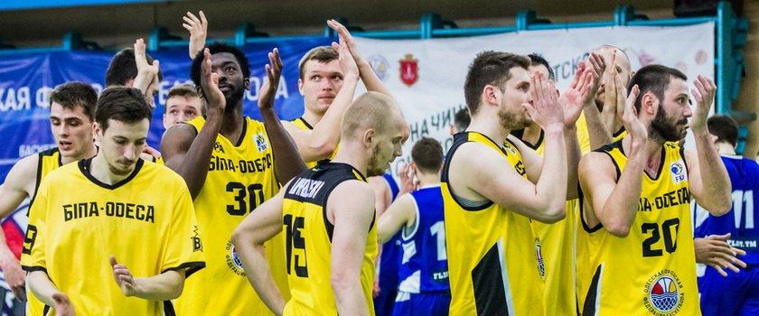 «БИПА» и «Химик-2» успешно стартовали в плей-офф Высшей лиги Чемпионата Украины