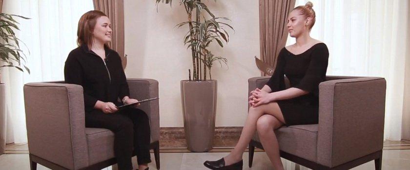 Одесская баскетболистка стала гостьей телевизионной программы