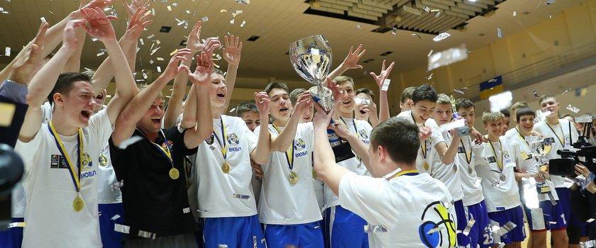 Юноши СДЮСШОР имени Бориса Литвака 2005 года рождения чемпионы ВЮБЛ!
