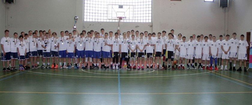 В Одессе финишировал финальный этап ВЮБЛ среди игроков 2006 года рождения