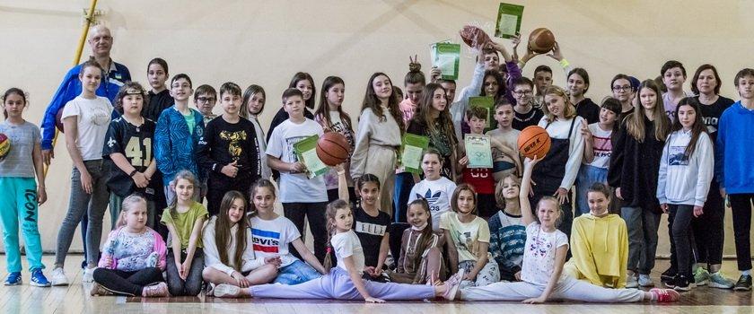 «Свято баскетболу» в гимназии №1