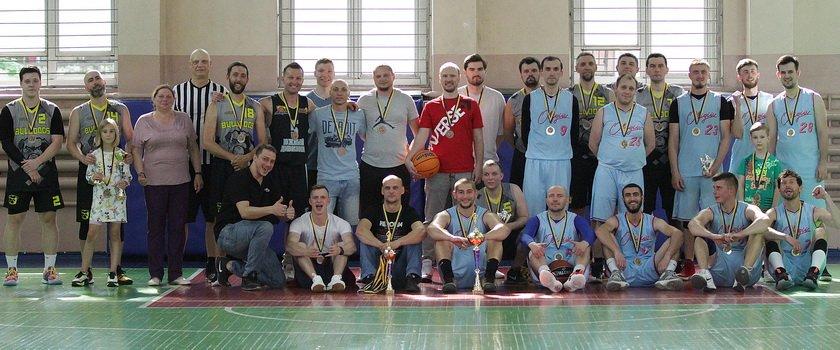 «Овидий» – чемпион Южного дивизиона ОБЛ!