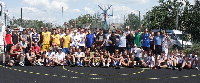 Белгород-Днестровский гостеприимно встретил участников отборочного этапа первенства Одесской области «Street Game Akkerman»