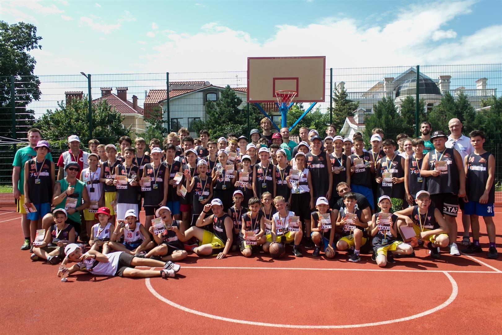 12-22.07.2021 BASKETBALL SCHOOL CAMP 2021