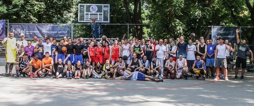 Финал Открытого первенства Одесской области по баскетболу 3х3. День первый