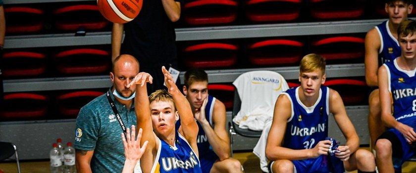 Сборная Украины U-16 с одесситами в составе заняла четвертое место Еврочеленджера