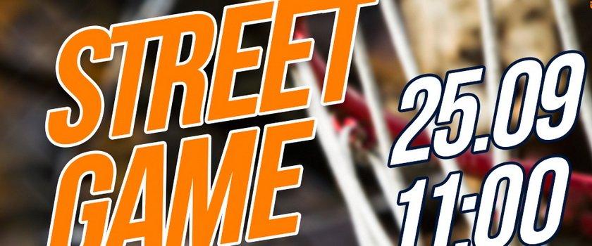 В Одессе состоится турнир STREET GAME 3x3
