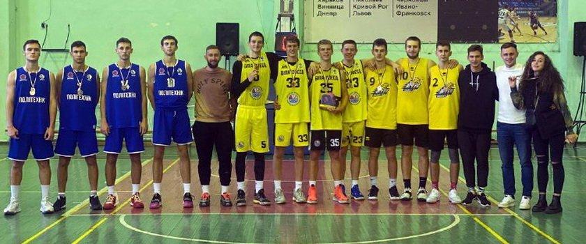 Команда U-18 «БИПЫ» выиграла два этапа чемпионата Украины 3х3, у юношей U-16 – две «бронзы»